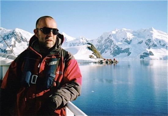 Port Lockroy: Antarctica, 2004 © jaume carrera
