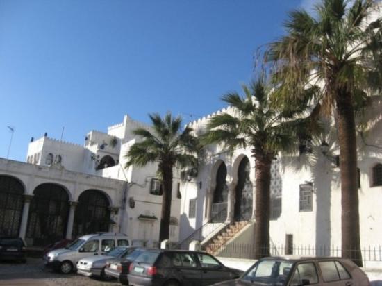 Tangier Casbah: Tangeri