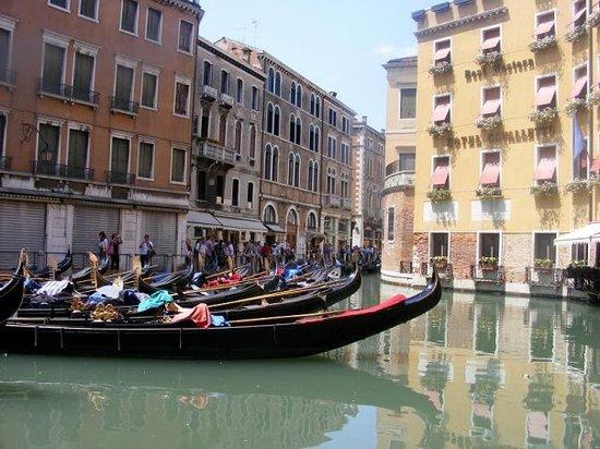 Venice Events: Gondola `s in Venice.