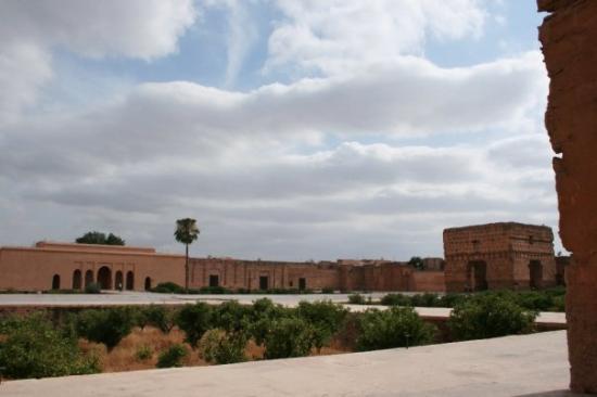El Badi Palace: Palace Badii