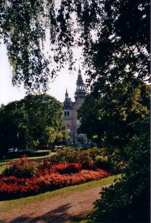 Lidingo, Suède : Stockholm park