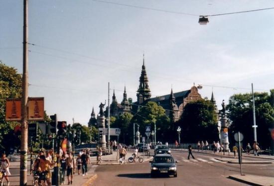Stockholmsscen