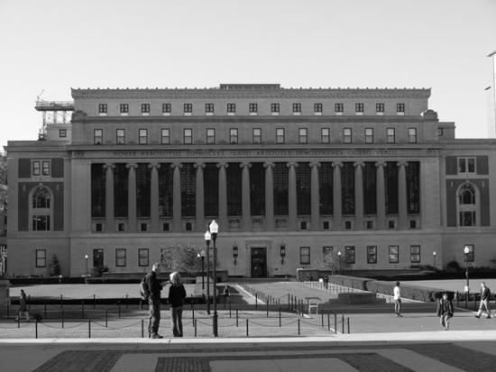 Columbia University ภาพถ่าย