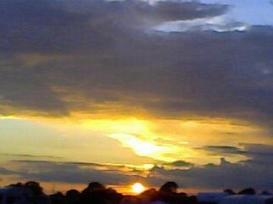 Garstang, UK: Cabus Sunset