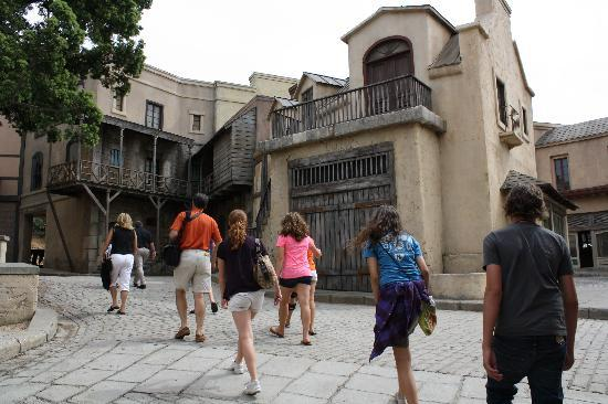 Universal Studios Hollywood Pirates Of The Caribbean Set