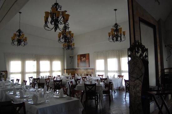 Screaming Eagle : dining area