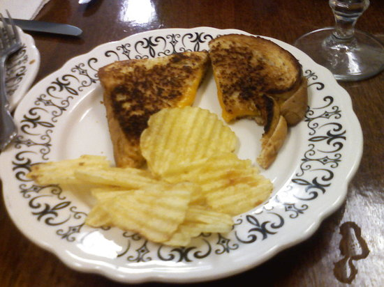 Chez Marche Cafe: The $6 grilled cheese
