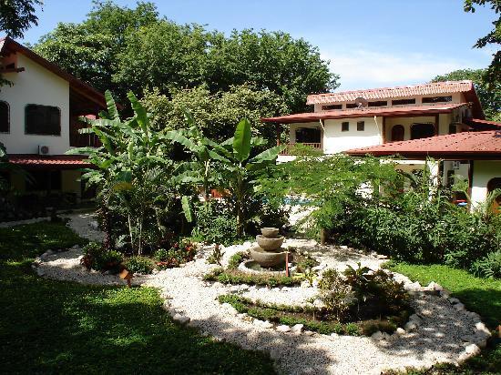 Villa Tortuga: Beautiful grounds