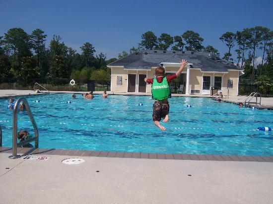 Bay Creek Vacation Rentals: Bay Creek Pool