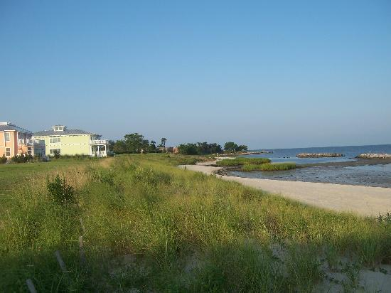 Bay Creek Vacation Rentals: Bay Creek Shore