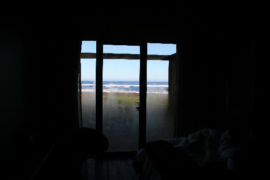 Matanzas, Chile: Vista desde la pieza