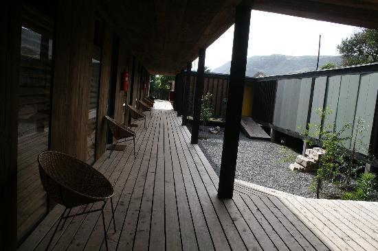 Matanzas, Chile: Pasillo