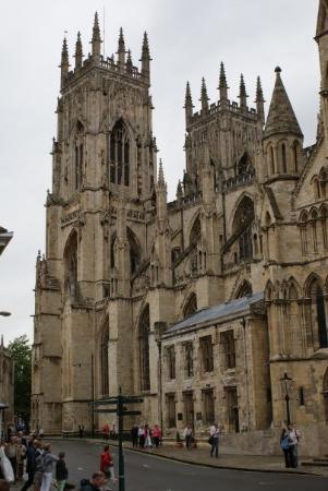 ยอร์คมินสเตอร์: York Minster (York, England)