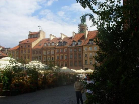 ตลาดจัตุรัสโอลด์ทาวน์: Warsaw, Rynek Starego Miasta