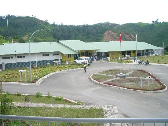 Maubisse, تيمور الشرقية: maubisse hospital