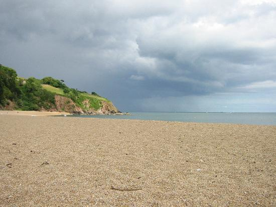 Higher Bowden Holiday Cottages: 20 minutes walk to the beach