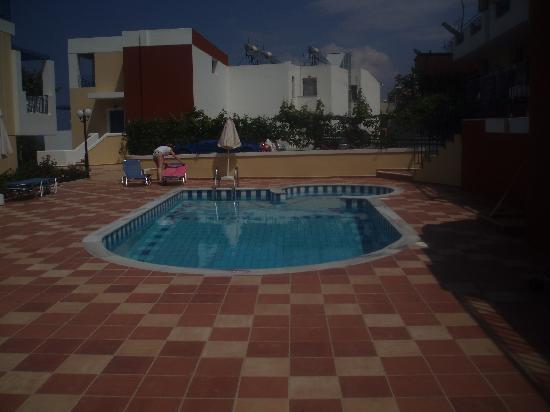 Astra Village Apartments: View of Pool