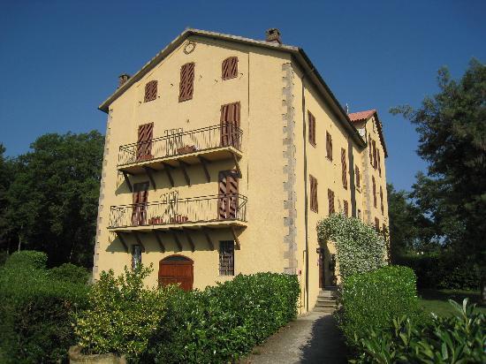Roccastrada, Italia: Hotel