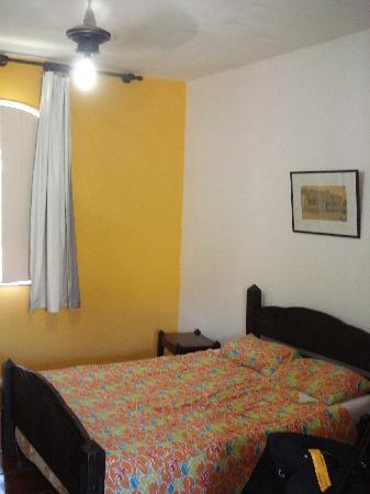 Garota de Itauna: habitacion simples