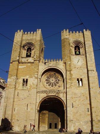 لشبونة, البرتغال: Sé de Lisboa