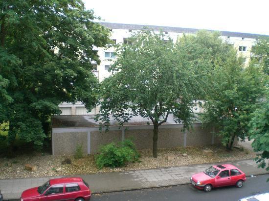 Sheraton Hannover Pelikan Hotel: Blick aus dem Fenster