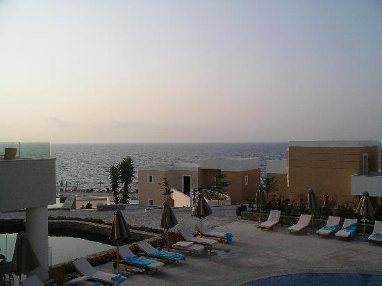 Sensimar royal blue resort amp spa view from main restaurant