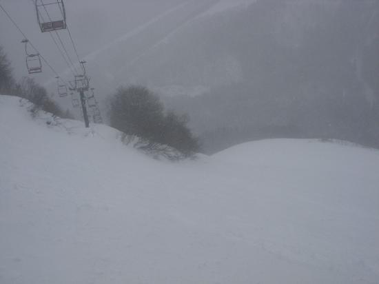 Nozawa Onsen Ski Resort: ユートピアゲレンデ