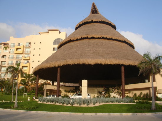 Fiesta Americana Condesa Cancun All Inclusive: Front