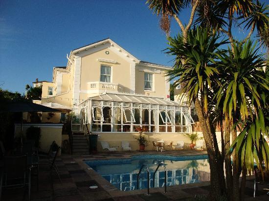 Riviera Lodge Hotel Torquay: Riviera Lodge Hotel