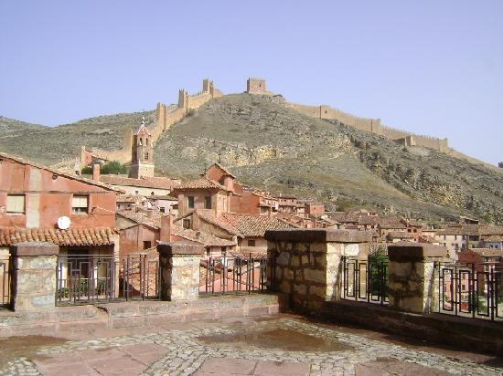 Albarracín, Teruel - Picture of Albarracin, Teruel ...