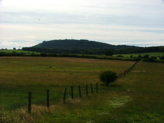 Телфорд, UK: The Wrekin, Telford, Shropshire