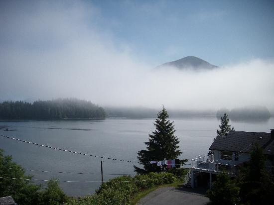 Pacific Breeze Motel: Aussicht auf einen See
