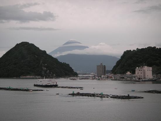 Shotokan: 部屋からの富士山