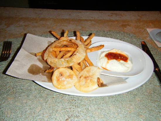 Palena: Fry Plate