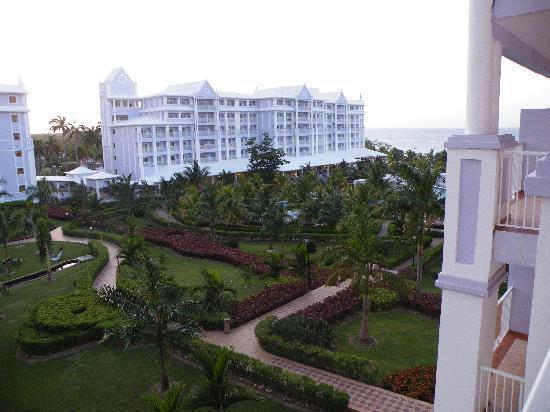ClubHotel Riu Ocho Rios: jardin hotel