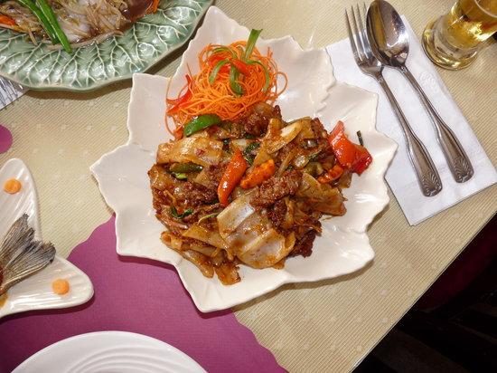 Sri Thai : drunken noodles