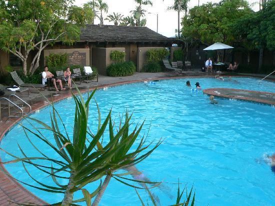 Best Western Plus Island Palms Hotel & Marina: Hotel swimming pool