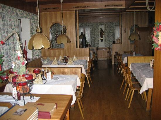 Gasthof zum Stollhofer: The restaurant