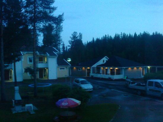 Snickarbacken: Midnight sun