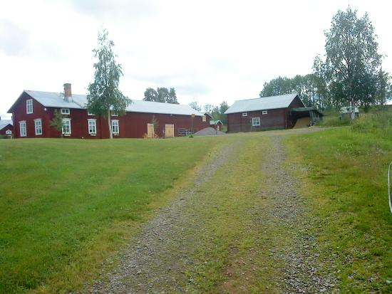 Snickarbacken: Kengis bruk, close to Pajala, the northernmost ironworks in the world