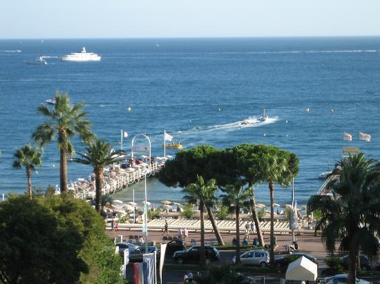 Le Grand Hotel: Sea View
