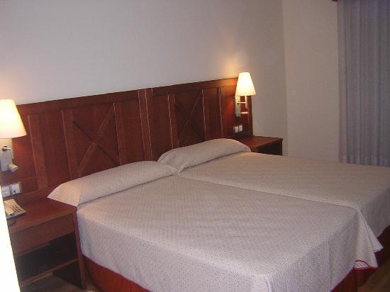 Hotel Meleiros: Habitación