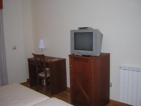 Hotel Meleiros : Habitación