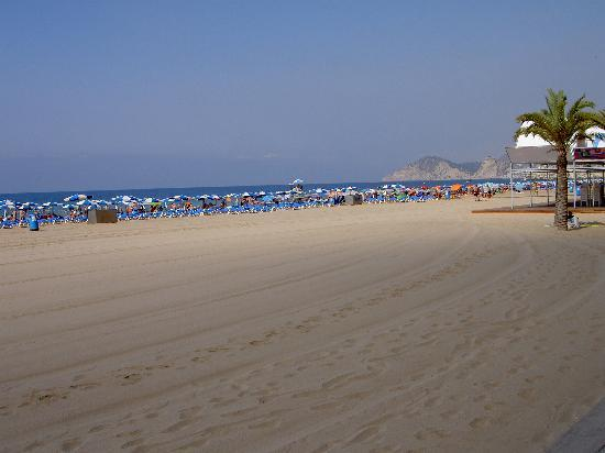 Hotel Don Pancho: lavante beach benidorm