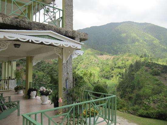 Starlight Chalet & Health Spa: Vista desde el hotel