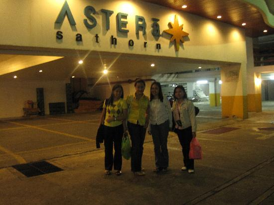 Astera Sathorn: Loved the place
