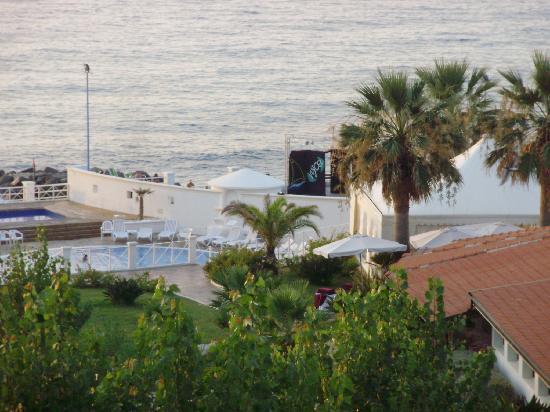 Villaggio La Vela Club Resort: la vista dalla mia camera