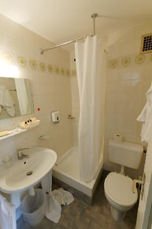 Hotel Walser: toilet