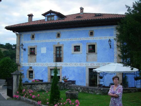 Hotel Rural Sucuevas: Fachada del hotel