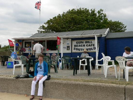 Newlands Country House: Ice cream on sea front